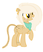 [AT] MLP:FiM- Coustom for TigerXPaw by NatalieRave