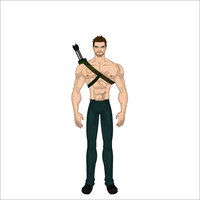 Oliver Queen by All10