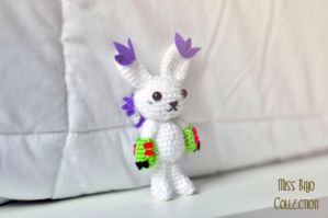 Gatomon! by MissBajoCollection