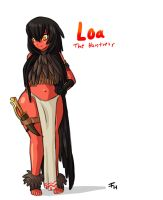 Loa by Ask-Evin