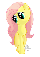 Fluttershy 1 by RebeccaHull45