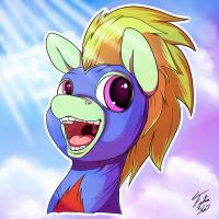 iCon Commission_Shrike by Tsitra360