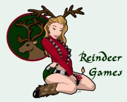 Reindeer Games by Poeso