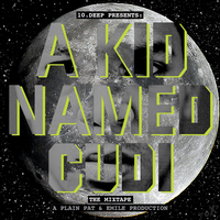 CD Cover : A KID NAMED CUDI by ROH2X