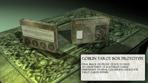 Goblin Tarot Box by vulpinoid