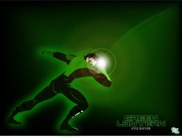 Justice League - Green Lantern by imapuniverse