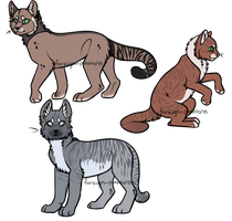 Cat Adopts . open . 3.3 by ItsThingTwo