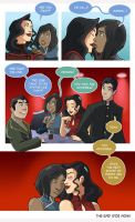 Asami Loves Korra: Battle Couple, part 6 by JakeRichmond