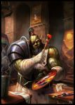 Painting Orc by RogierB