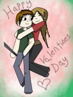 Happy V-day by CleeksFire