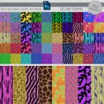 Patterns: Crazy Fur by HGGraphicDesigns