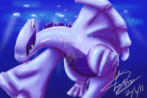 Lugia by TheKiwiSlayer