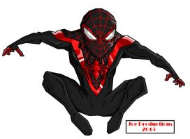 JoeProCEO's Miles Morales Ultimate Spider-Man by JoeProCeo
