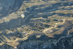 Cappadocia from the sky 4 by Heurchon
