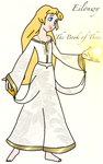 The Chronicles of Prydain - Eilonwy by FlyingPrincess