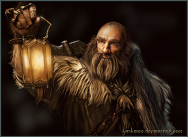 Mr. Dwalin by GarkainN