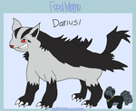 Feral Meme (Darius) by DarkFox98