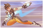 Overwatch Tracer by phation