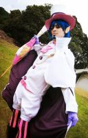 Mephisto Pheles Cosplay by incubo-alex
