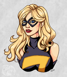 Ms Marvel by saucypirate