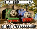 Handel and Sam react to Thomas and Lady's New Son by TheblueV3