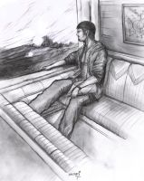 On The Train by hastati95