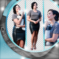 Photopack PNG - Demi Lovato by ligthsforstyls