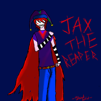 Jax The Reaper Colored by ReneReaper