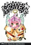 Heaven - Artbook Cover by hiru-miyamoto