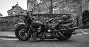 Military Bike by friartuck40