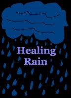 Healing Rain by SamuraiDovePrincess