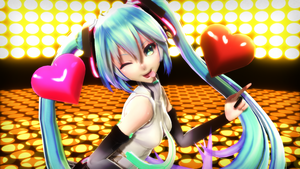 [MMD] Catchy by caio4856
