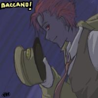 baccano: Vino by DemonBunny