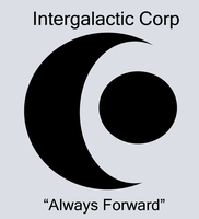 Intergalactic Corporation Logo by Party9999999
