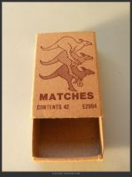 Unrestricted Object Stock - Matchbox 18 by shelldevil