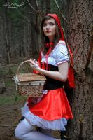 Little Red Riding Hood 1 by AliciaODonnell