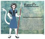 Kao-Fu Reference by Azadeth