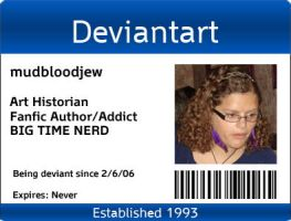 A new id for me by mudbloodjew