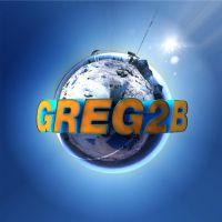 Greg2B Planet 3D Type by G2B