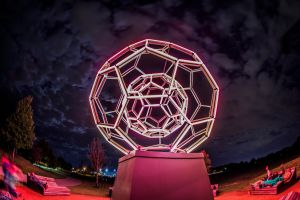 Light Sculpture 6 by GlenRoberson