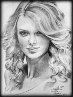 Taylor Alison Swift by ShahmiMSD