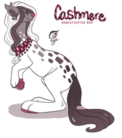 Cashmere the Roo by NoxxPlush