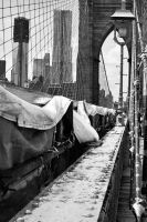 Brooklyn Bridge Renovations by lesley-oldaker