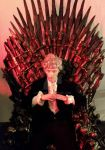 Time Lord on the Iron Throne by Renmas