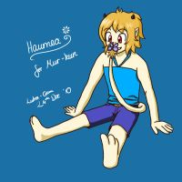 AT - Haumea for Mur by Lutra-Gem