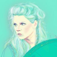 Lagertha by vimessy