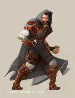 Paizo - Thief by GuzBoroda