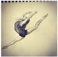dancer by Charityyy