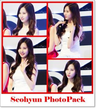Seohyun Photopack by Dewinoviana