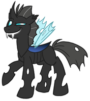 Doppel the Changeling Request by The-Clockwork-Crow